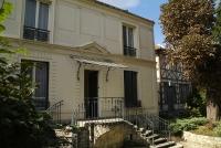 La maison de Berdiaev à Clamart